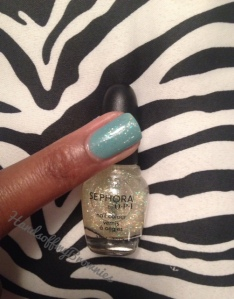 Sephora by OPI Disney Jasmine One Is Never Enough - All That Jasmine with Dream Princess