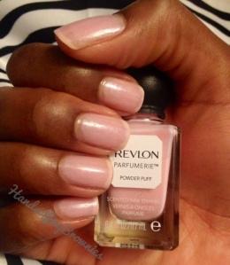 Revlon Parfumerie Scented Nail Enamel - Powder Puff