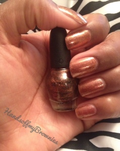 Sephora by OPI Disney Jasmine One Is Never Enough - Aladdin's Girl