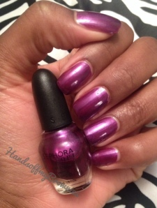 Sephora by OPI Disney Jasmine One Is Never Enough - Fit For Royalty
