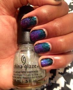Galaxy Nails - Perfection!