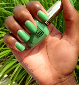Milani - Showy Sea Green