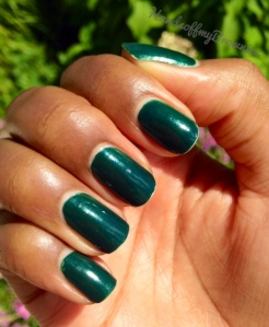 Sally Hansen Complete Salon Manicure On Pines and Needles