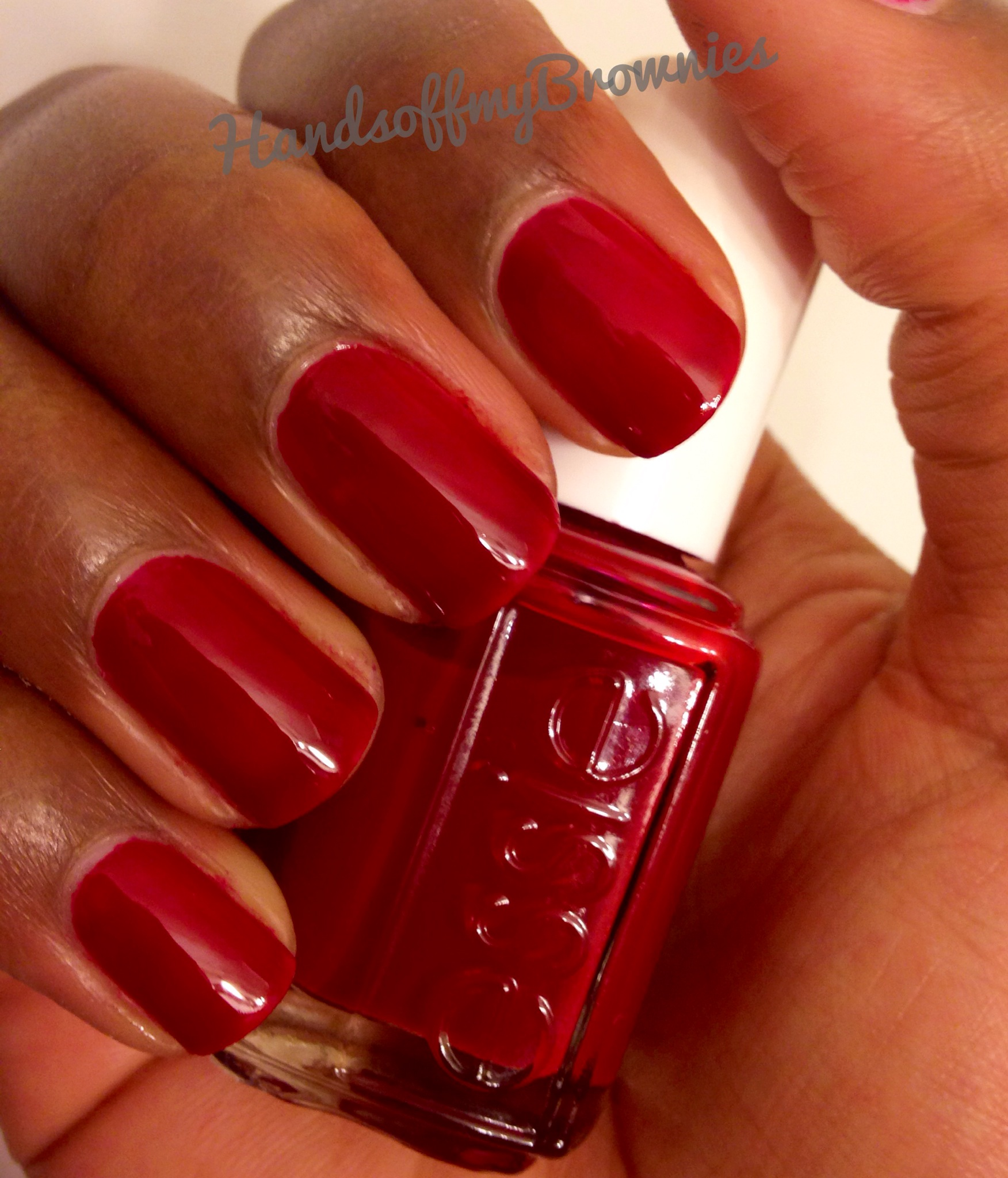 Essie | Hands Off My Brownies | Page 3