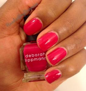 Deborah Lippmann Sexyback Nail