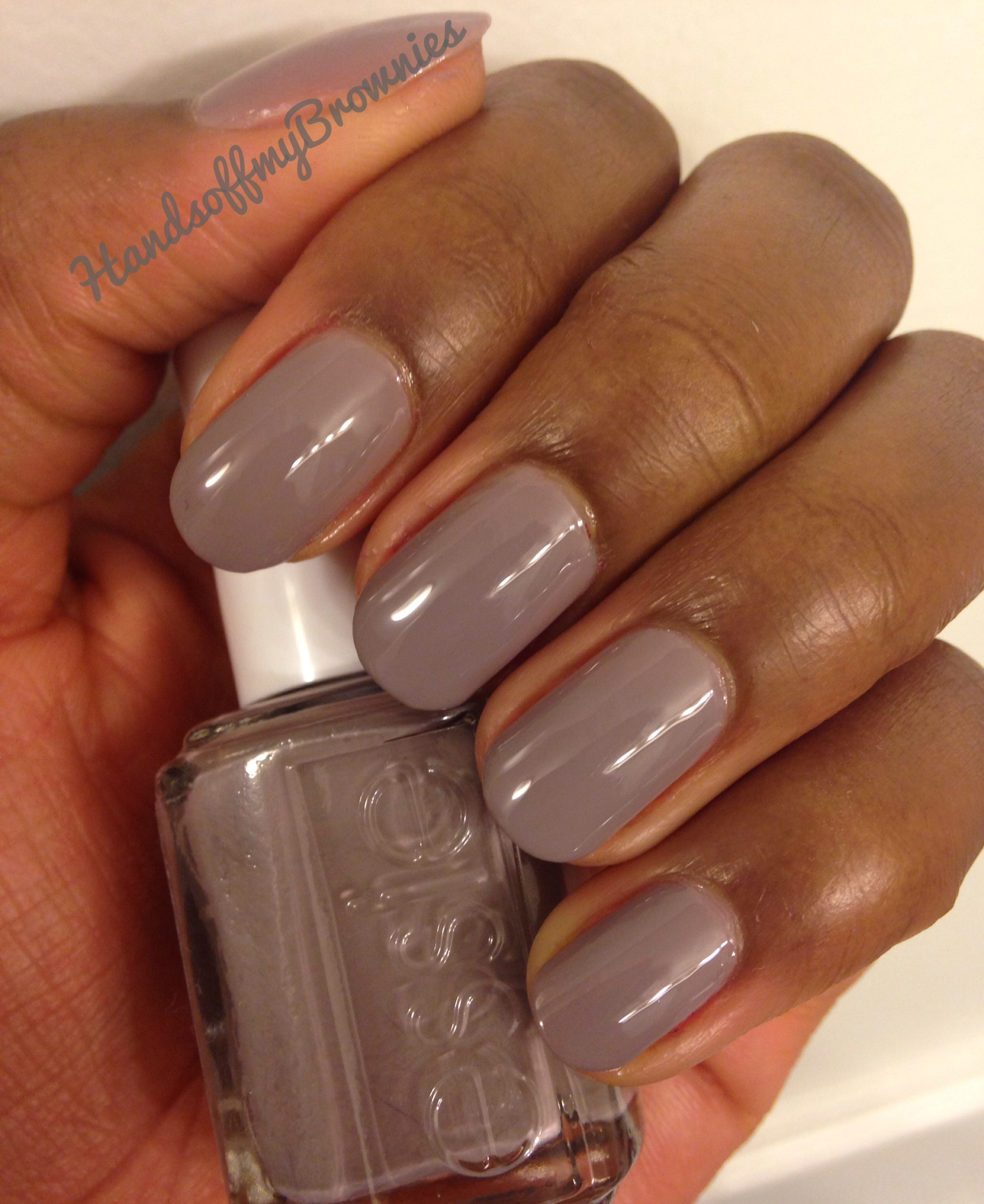Essie Chinchilly | Hands Off My Brownies