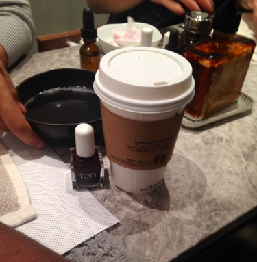 NailPolishandStarbucks