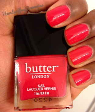 butter LONDON Macbeth