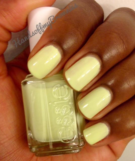 Essie\'s Peach Side Babe Summer 2015 Collection – Chillato | Hands ...