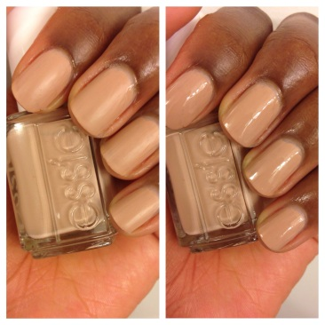 Essie Cashmere Matte - All Eyes On Nude