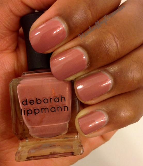 Deborah Lippmann | Hands Off My Brownies