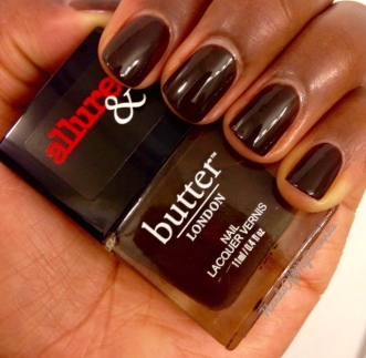 Lust or Must? from the butter LONDON & Allure Arm Candy Collection