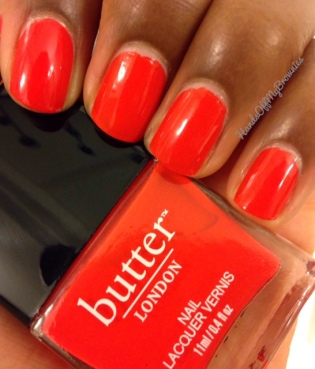 Statement Piece from the butter LONDON & Allure Arm Candy Collection